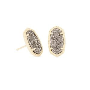 Kendra Scott Ellie Gold Stud Earrings